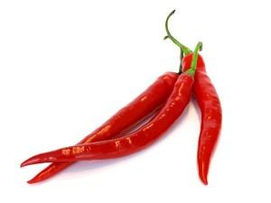 allergies- hot pepper