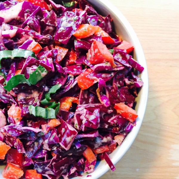 cabbage slaw 2